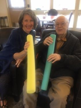 Dick and Karen